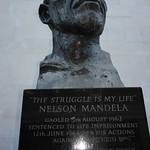 Nelson Mandela 的形象.