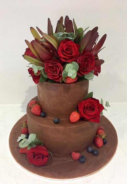 Cake by Tracy's Cakes
