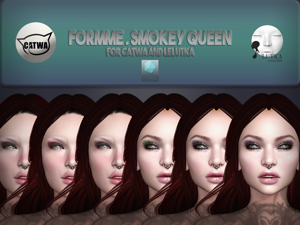 FORMME . Smokey Queen AD - SecondLifeHub.com
