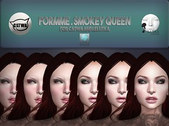 FORMME . Smokey Queen AD