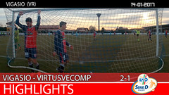 Vigasio-Virtus V. del 14-01-17