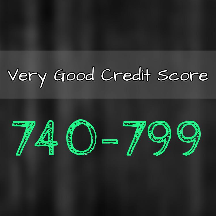 Very Good Credit Score
