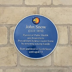 Photo of Blue plaque number 42573