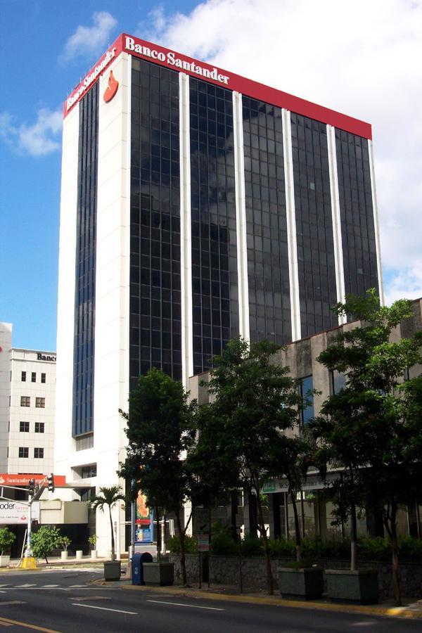 Banca oriental de puerto rico for Banco santander oficina central madrid