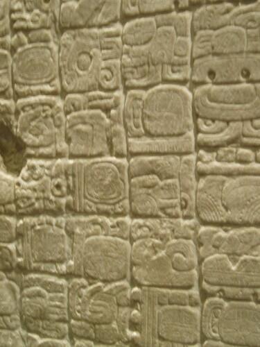 Aztec Alphabet