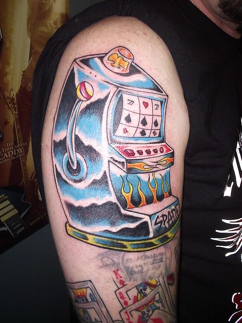 Slots tattoo