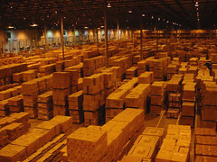 Target Import Warehouse