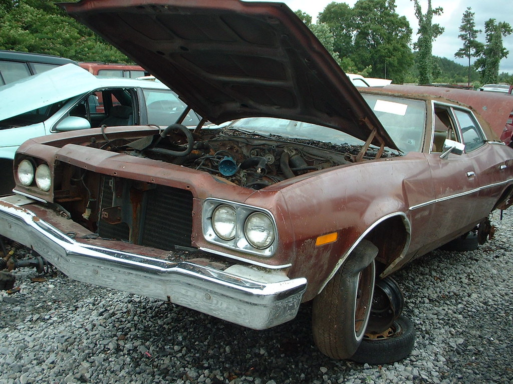 The Junkyard Photo Thread The Ford Torino Page Forum