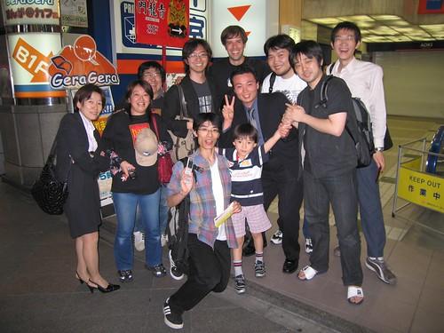 Mozillagumi welcomes Scott MacGregor to Tokyo