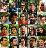 Tehran Flickies Gathering, All of Us by Hamed Saber