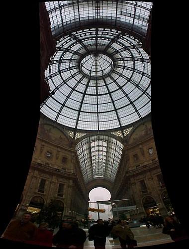 Galleria Vittorio Emanuele II, Milan by Craig Grobler