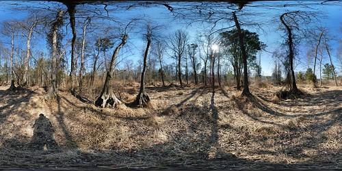 autostitch panorama geotagged pano bank 360 columbia sphere restoration wetland mitigation equirectangular 180x360 geolat33946590301034 geolon810710720789
