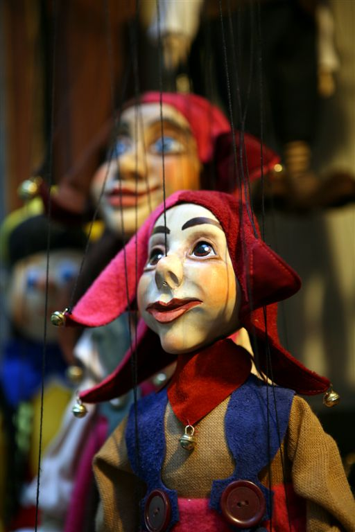 Puppet On Strings
