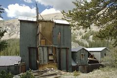 Mining, Buckskin-Dolly Varden