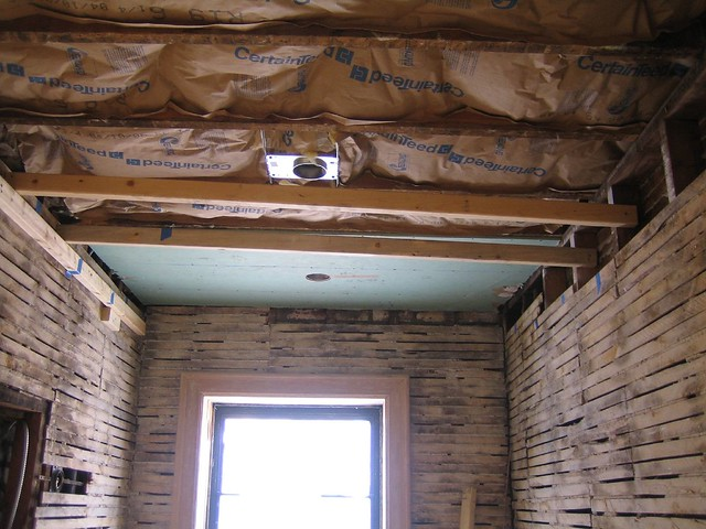 INSTALLING BATHROOM CEILING Ceiling Systems