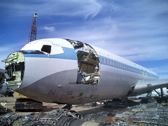 PanAm 707 and surplus jet engines