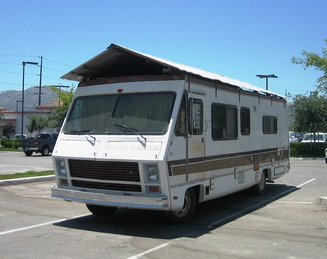 Click It Rv >> Pimp My Motorhome with a Corrugated Metal Roof | Flickr - Photo Sharing!