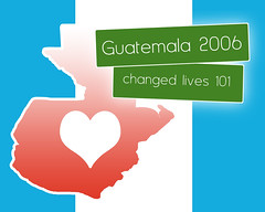 2006 Guatemala trip background / coverall.