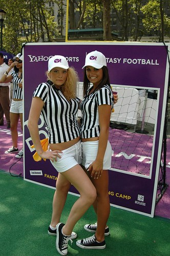 Yahoo! Sports fantasy football