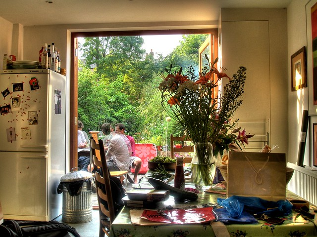 Jez's Kitchen - on the hottest day EVER
