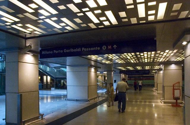 Porta garibaldi train station flickr photo sharing - Milano porta garibaldi station ...