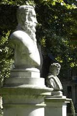 Park statues