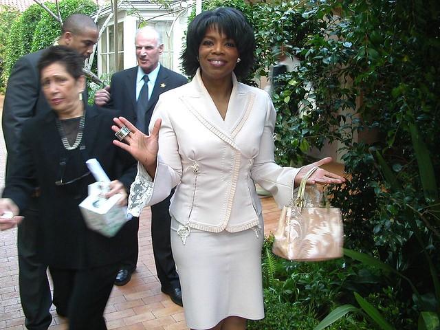oprah winfrey: salaire