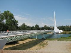 Sundial Bridge @ Redding, CA