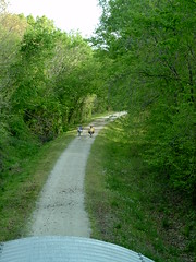 Missouri - the trail state!