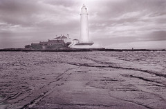 Lighthouse Whitley Bay