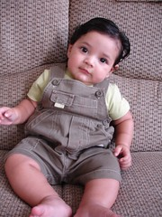 And the Cute Baby of the Day award goes to...