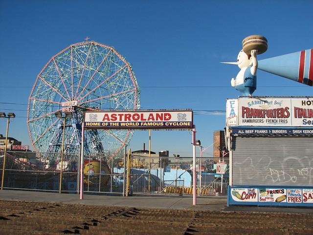 Phillips Coney Island Closing