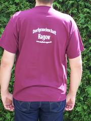 T-Shirt: Dorfgemeinschaft Ragow