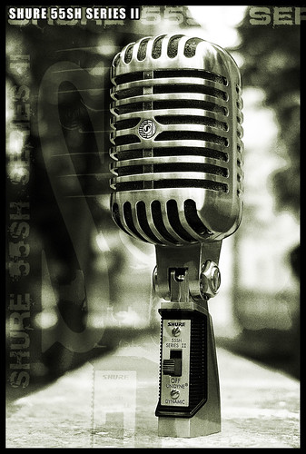 Shure (mic) by XoDoS