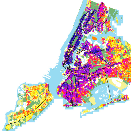 Do You Know What Your Neighborhood Population Density Is