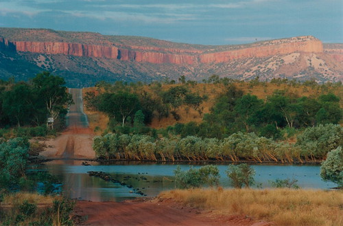 Pentecost River Crossing  - WA