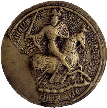 Seal of Owain Glyndwr