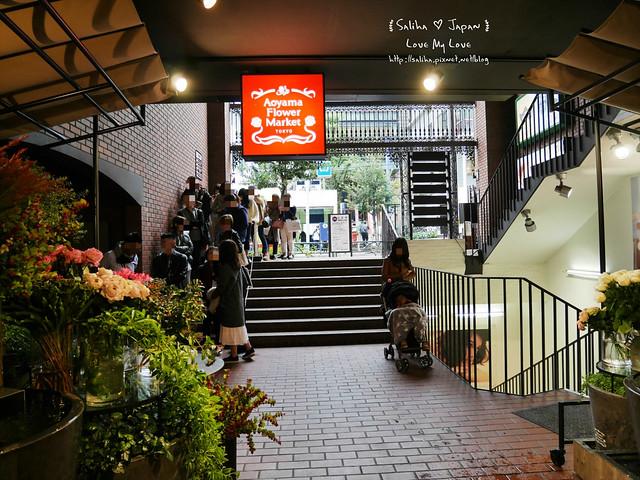 日本東京表參道花店咖啡館Aoyama Flower Market Tea House青山店  (35)
