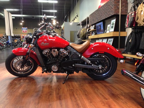 Motorcycle shopping 8.18.15