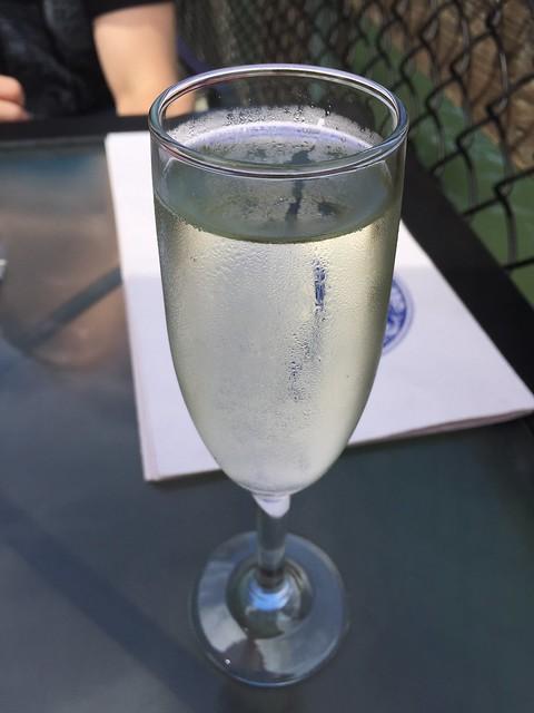 House champagne - Sinbad's Pier 2 Restaurant