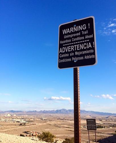Exploration Peak, Las Vegas