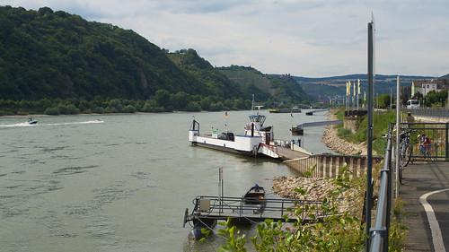 Fähre Pfalzgrafenstein