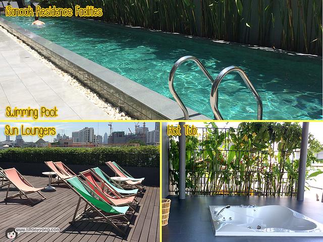 iSanook Residence Swimming Pool