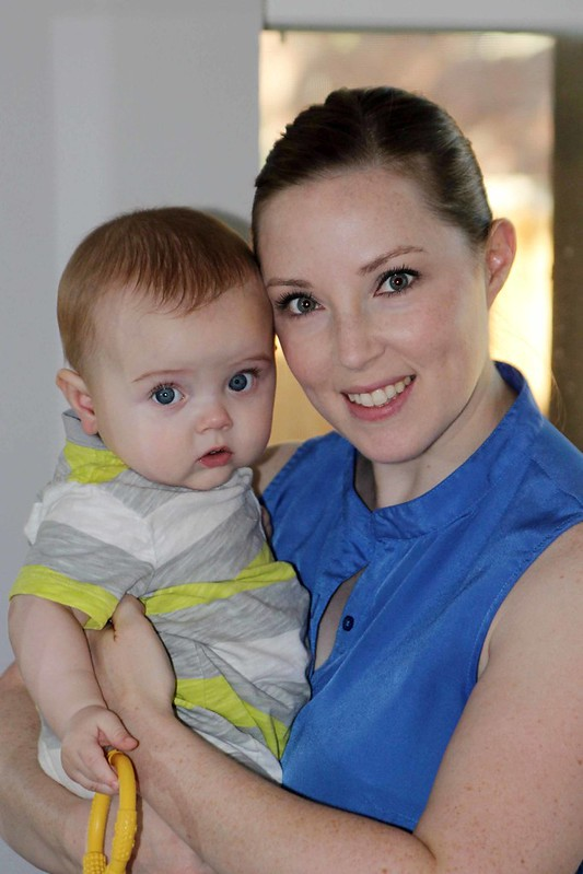Finn and Mommy