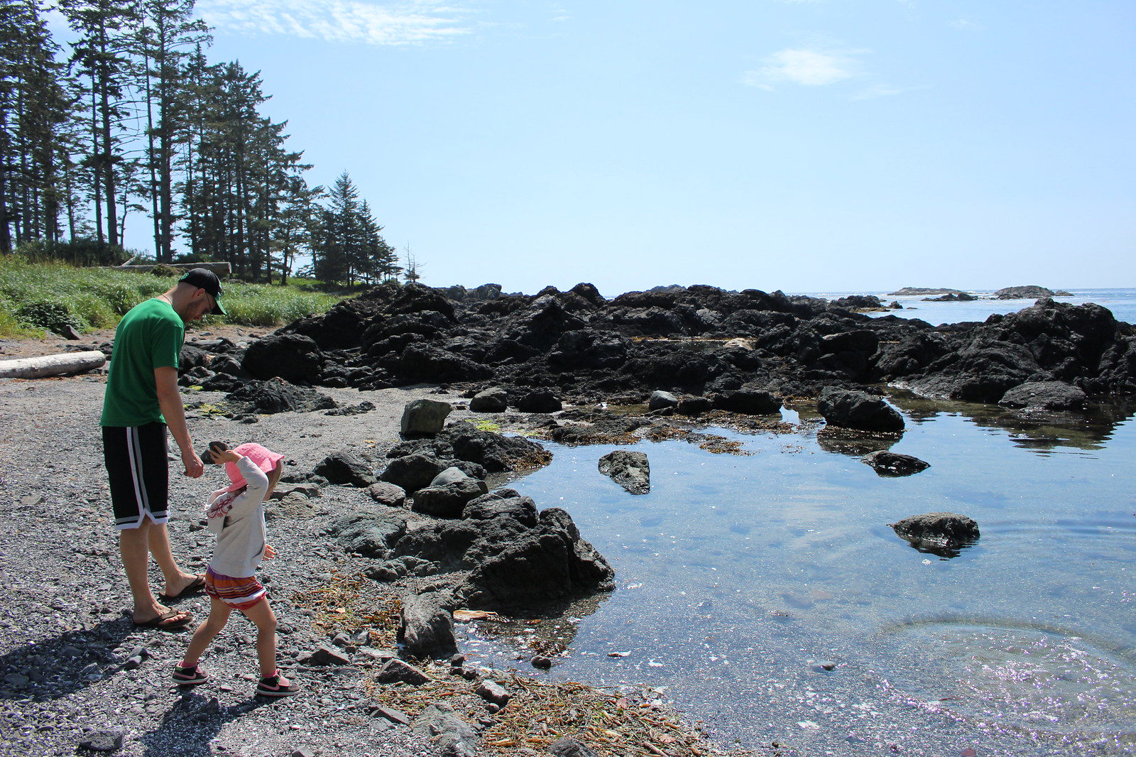 Ucluelet - August 2015