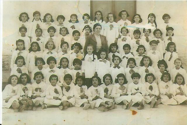 Casamassima-La Scuola Elementare Guglielmo Marconi compie ottanta anni- (4)