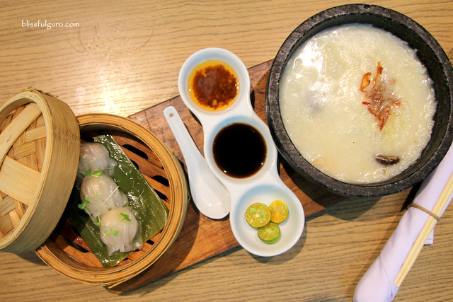 Museum Cafe Makati City Seafood Congee