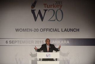 Women-20 Official Launch