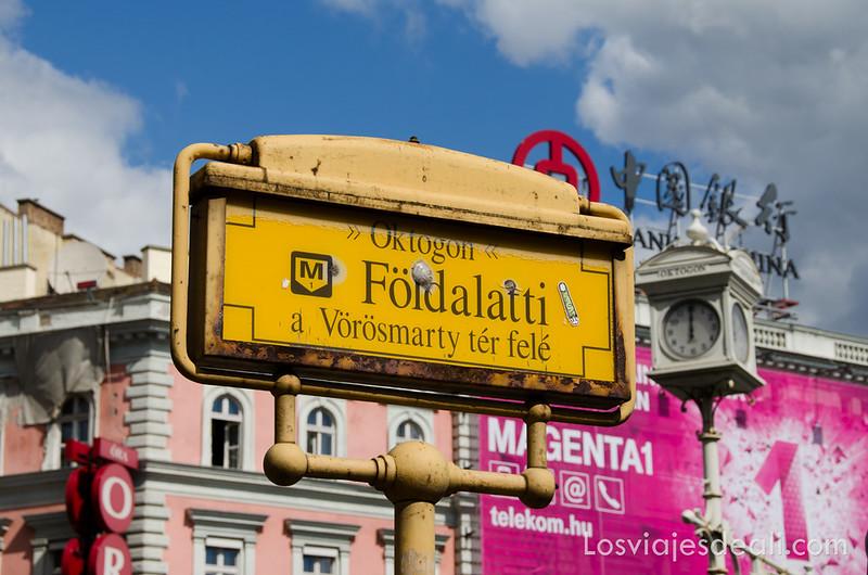 cómo moverse por Budapest
