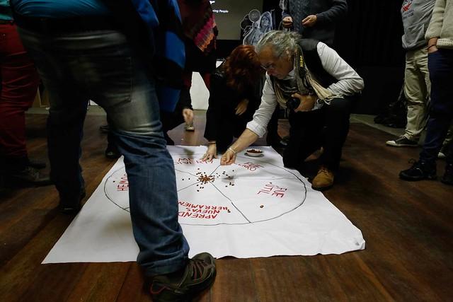 Cómo acabar con el Mal 2015: Talleres